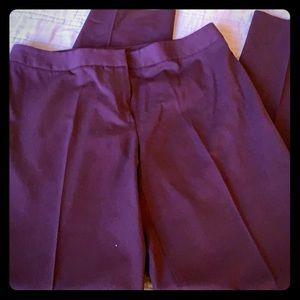 Lafayette 148 women's suit pants. Like new.